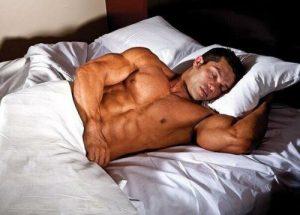 Полноценный сон поможет повысить тестостерон