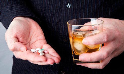 Правила сочетания Сиалиса с алкогольными напитками